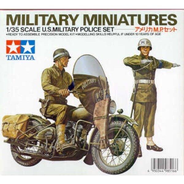 Coffret de police militaire US