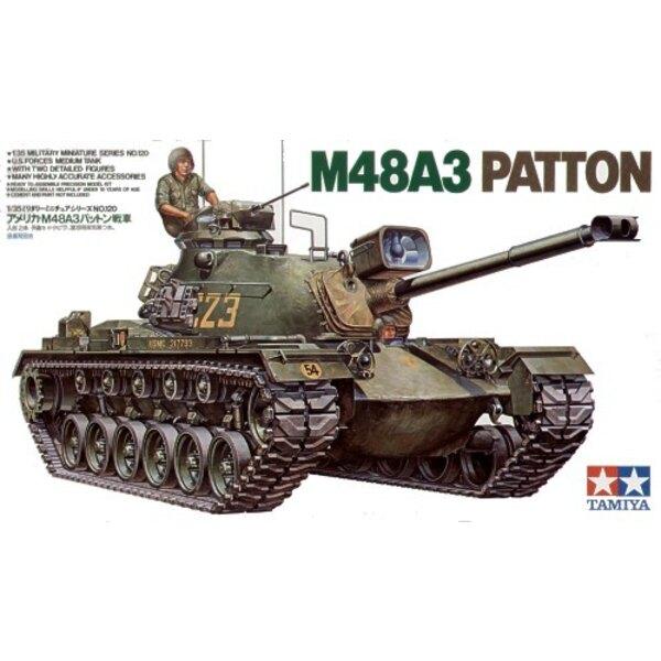 Char M48A3 Patton