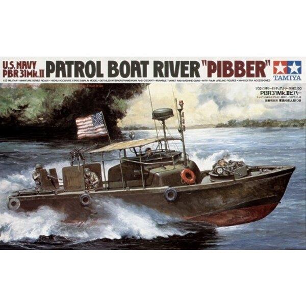 PBR31 USN Vietnam Patrol Boat