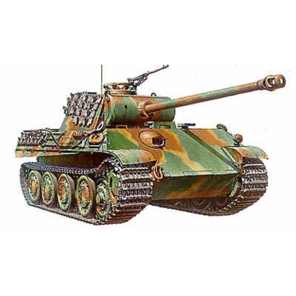 Panther G avec roues en acier pressé