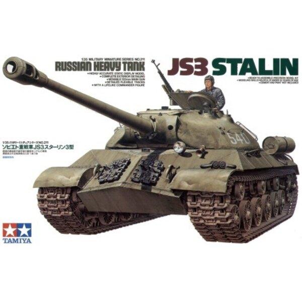 JS3 Stalin Tank