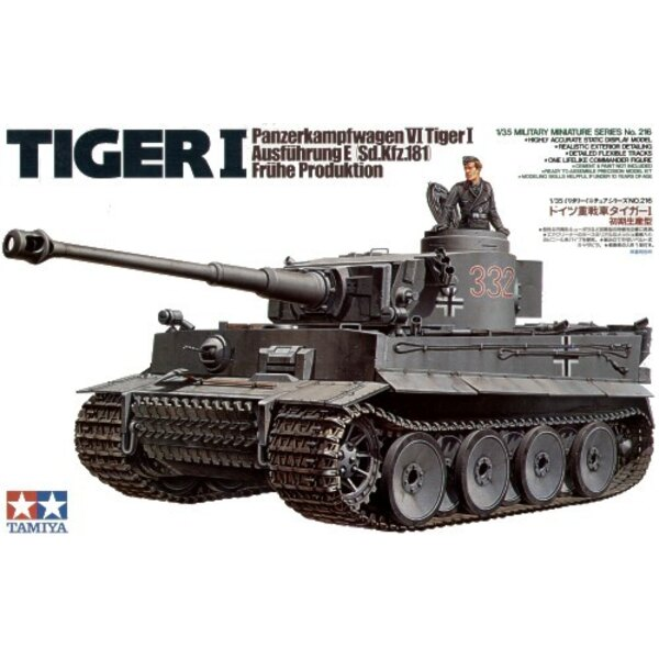 Pz.Kpfw.VI Tiger I version précoce