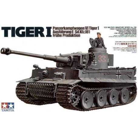 Pz.Kpfw.VI Tiger I version précoce
