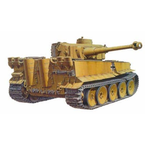 Tigre I production primitve
