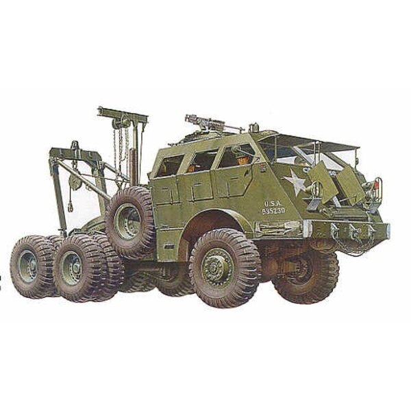 Char de réparation de blindé M26