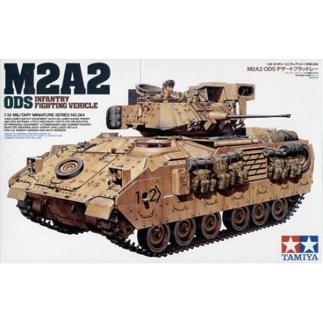 US M2A2 ODS Bradley véhicule de combat d'infanterie (Infantry Fighting Vehicle : IFV) - Guerre du Golfe