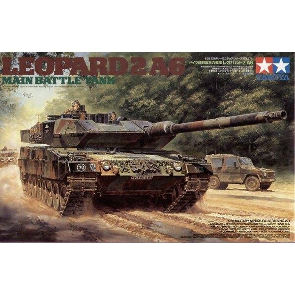 Char de combat Leopard 2 A6