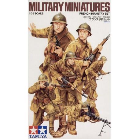 Infanterie française de la 2ème GM