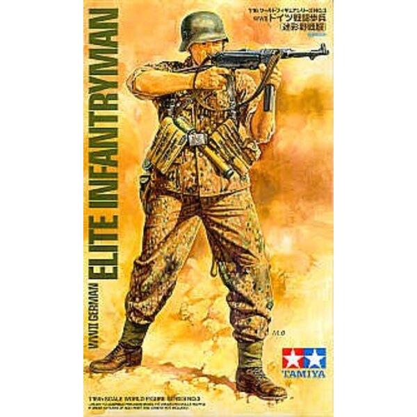 Infanterie d'élite allemande de la 2ème GM