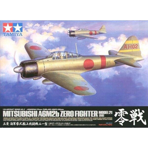 Mitsubishi A6M2 Zero Modèle 21 Zeke