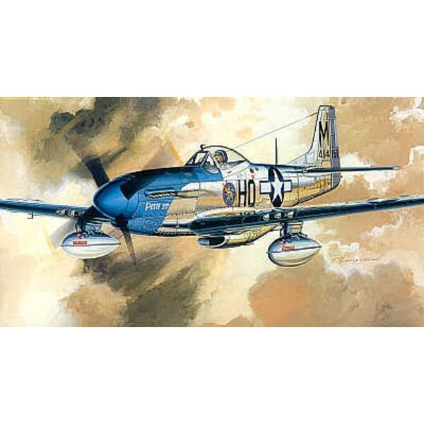 """North American P-51D Mustang 8th Air Force Lou IV"""" """"Nooky Booky IV"""" """"Petie 2nd"""""""""""