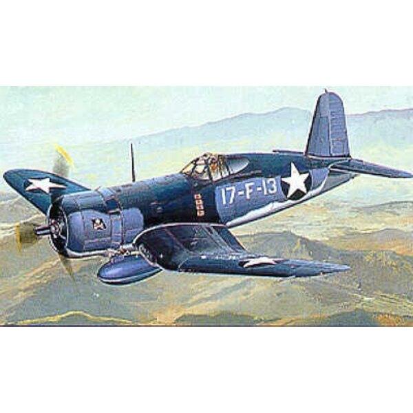 """Vought F4U-1/2 """"Corsair"""" Birdcage avec ailes dépliées ou pliées"""