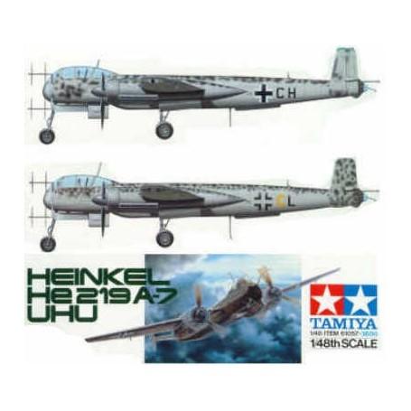 Heinkel He 219A-7 UHU