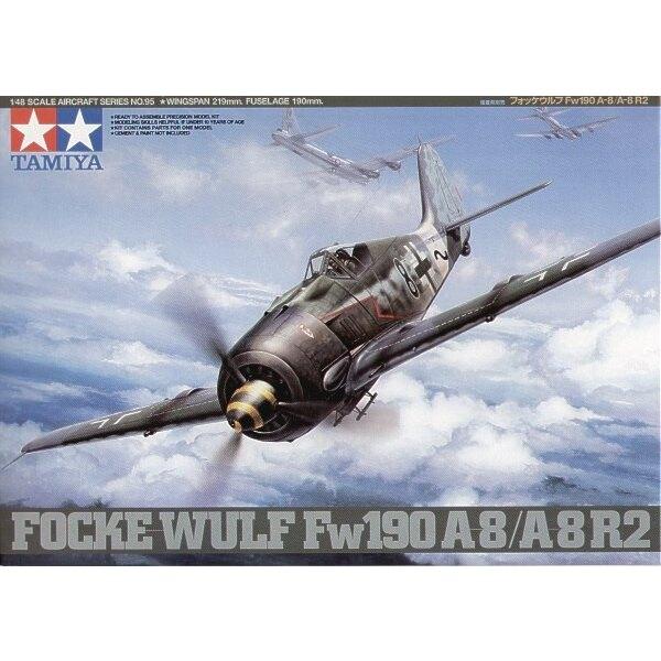 Focke Wulf Fw 190A-8/A-8R2