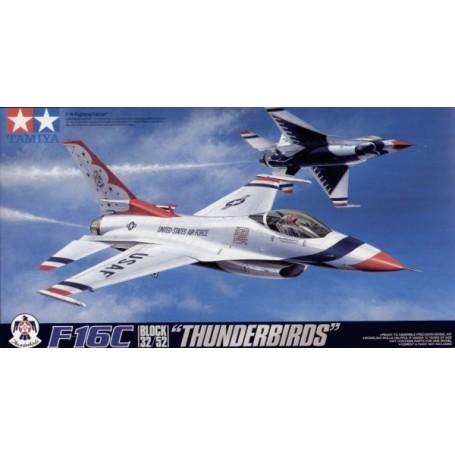 Lockheed Martin F-16C (Block 32/52) Fighting Falcon Thunderbirds