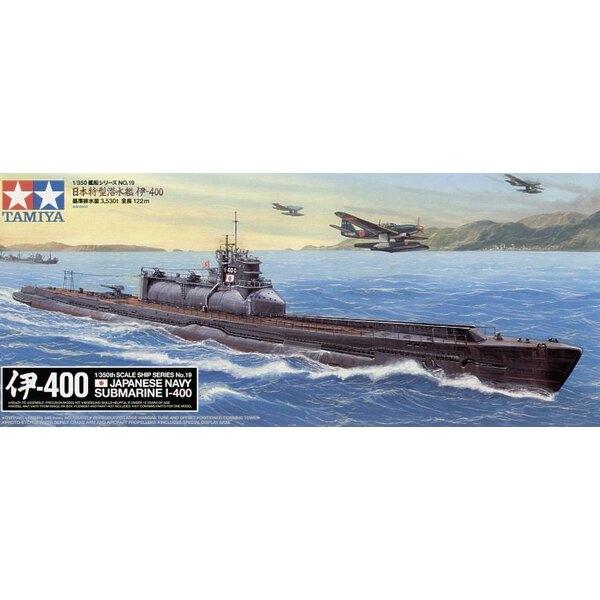 Sous-marin japonais I-400 : Sous-marin porte avions du monde