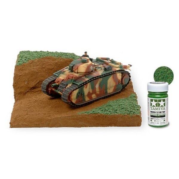 Effet herbe verte (Grass Effect Green)