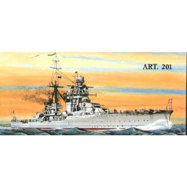 Fiume : Croiseur italien de la 2ème GM