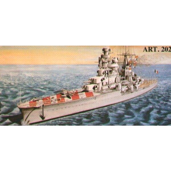 Italian WWII Cruiser Pola