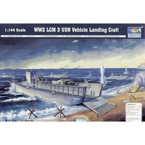 LCM III USN