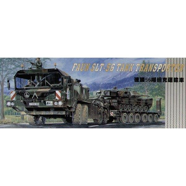 Faun SLT-56 : Transporteur de char