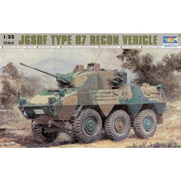 Véhicule de reconaissance JGSDF Type 87