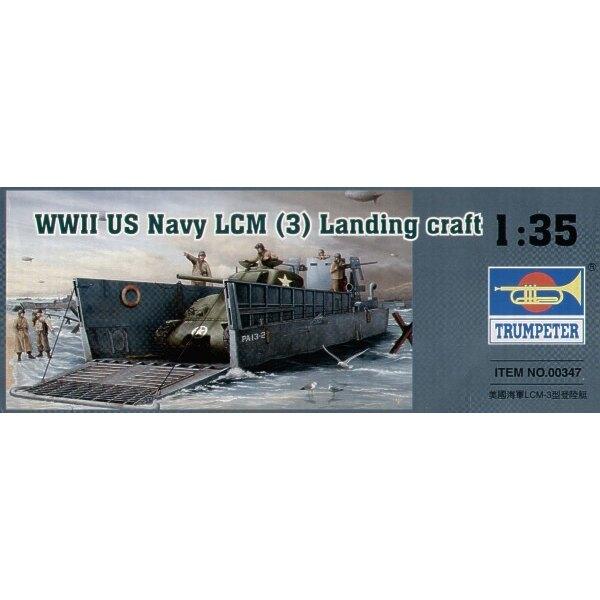 LCM III Landing craft
