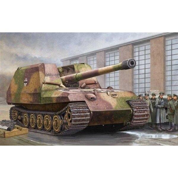 Geschutzwagen Tiger für 17 cm K72