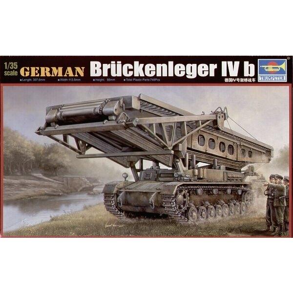 Bruckenleger IVb allemand (Char poseur de pont)