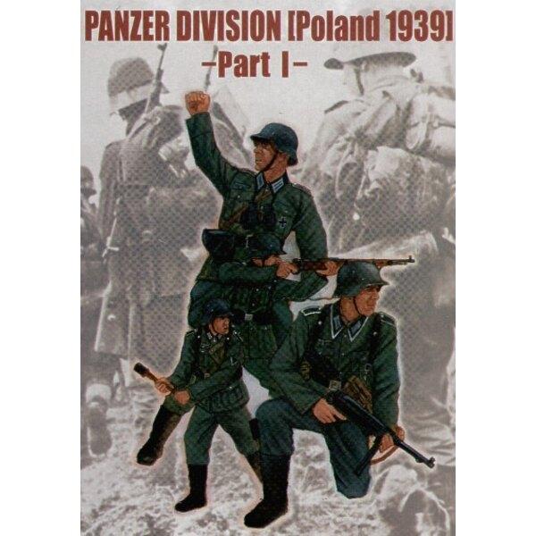 Panzer Division (Pologne 1939) : Première partie