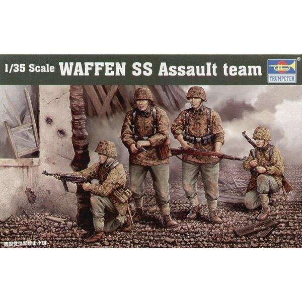 Section d'assaut Waffen SS