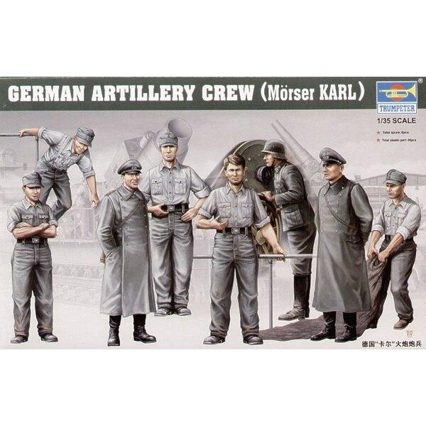Servants de Morser Karl (8 Figurines)