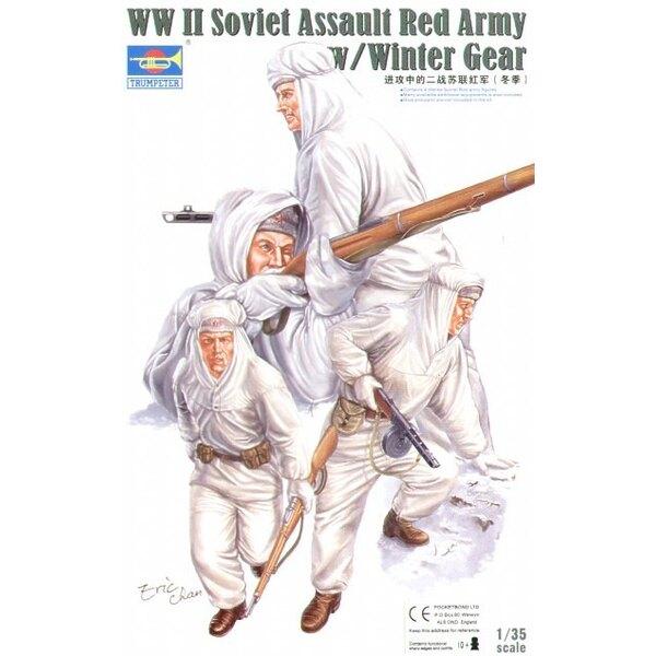Armée Rouge soviétique de la 2ème GM