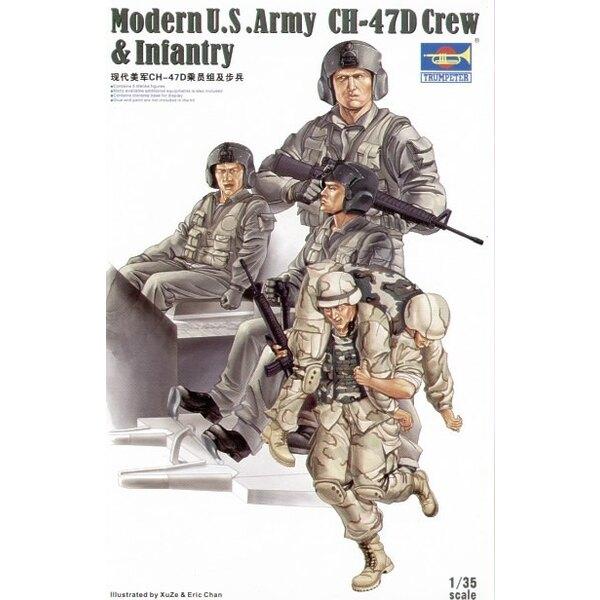 Équipage d'hélicoptère de l'US Army 2003