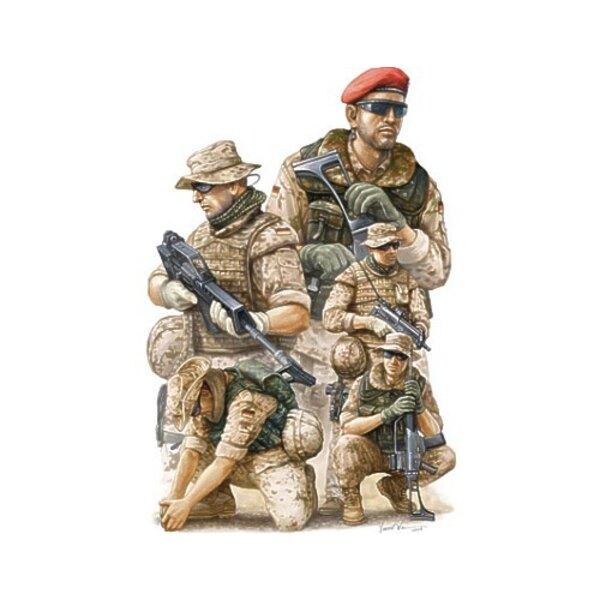 ISAF allemand en Afghanistan