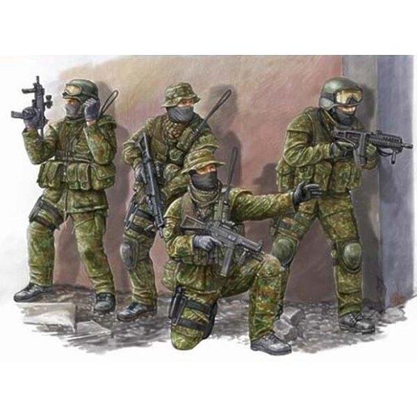 KSK Bundeshwehr allemande (Commandos)