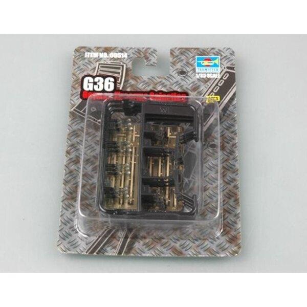 G36 (6 par boîte)