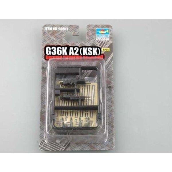 G36K A2 (KSK) (4 par boîte)