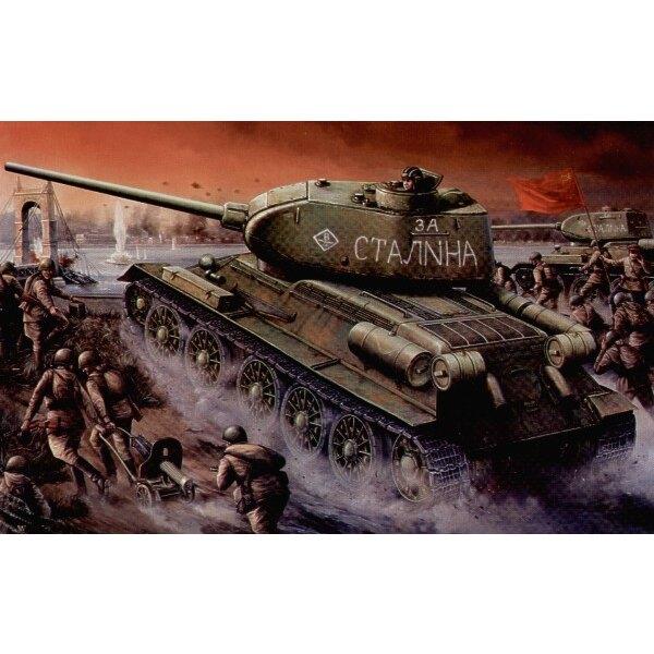 T-34/85 Usine 174 modèle 1944