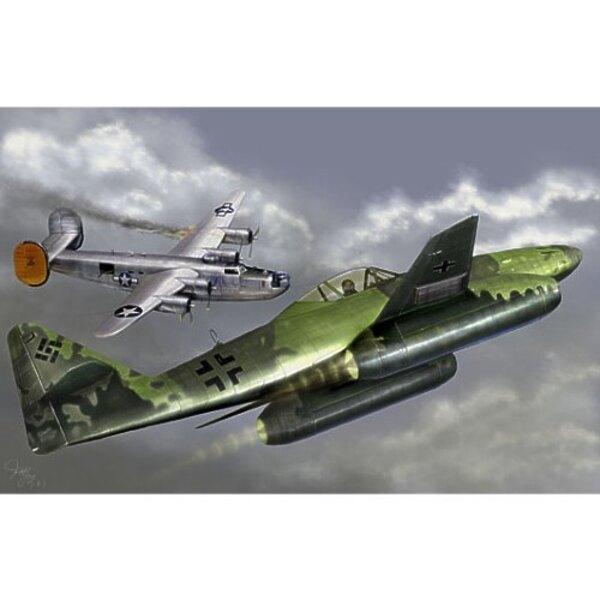 Messerschmitt Me 262A-1a avec Kettenkrad