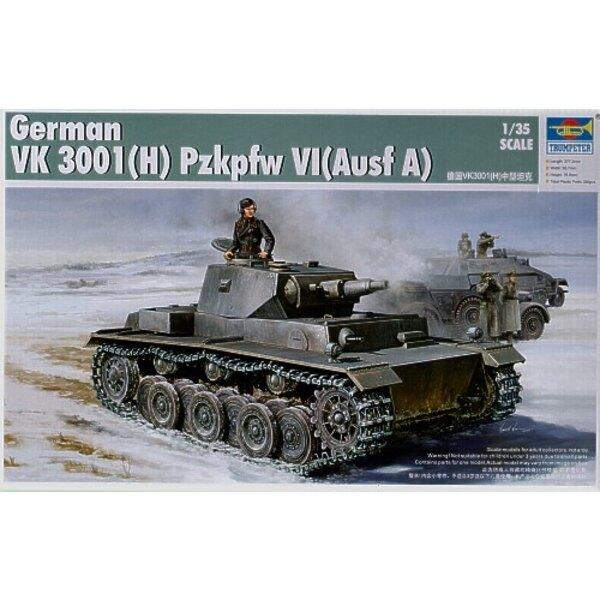 VK 3001 Pz.Kpfw.VI (H) (Ausf.A) allemand
