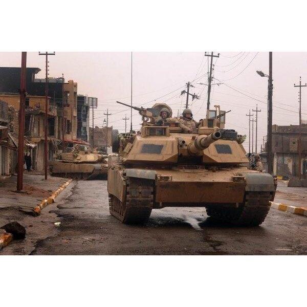 M1A1/A2 Abrams '5 en 1'