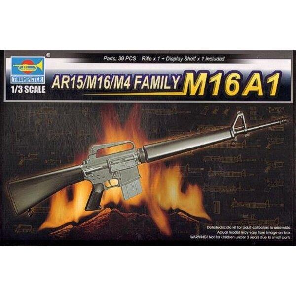 Fusil d'assaut M16A4