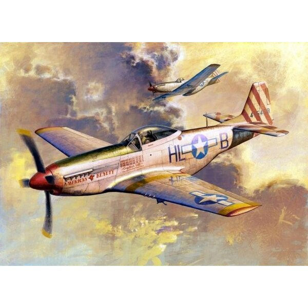 North American P-51D Mustang IV