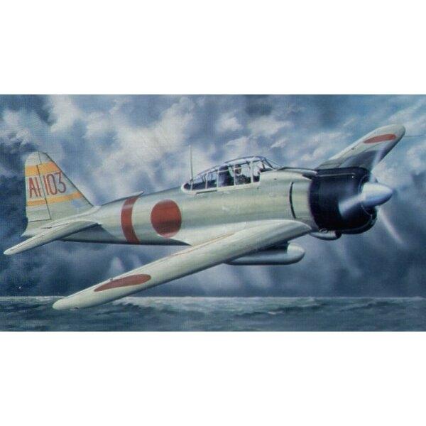Mitsubishi A6M2b Modèle 21 Zero