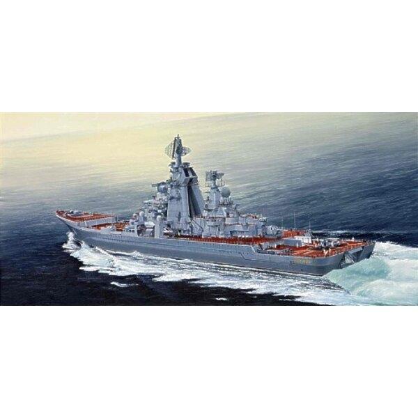 Croiseur russe amiral Lazarev (Ex-Frunze)