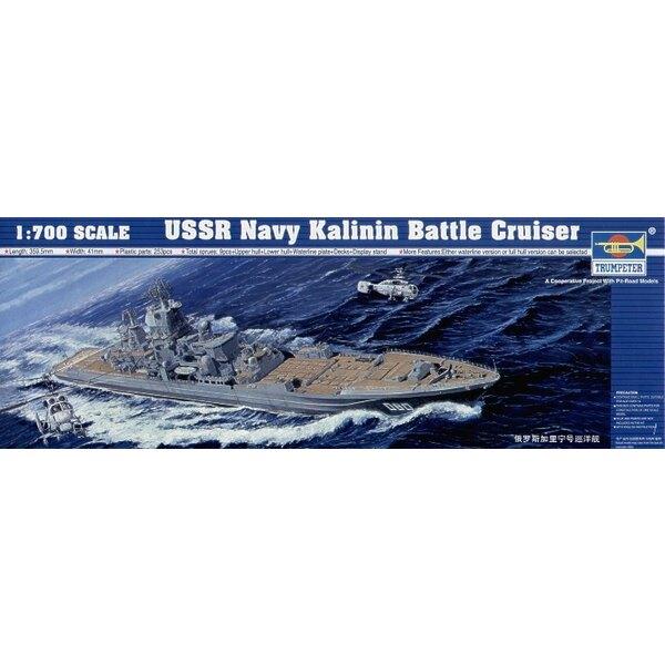 Croiseur soviétique Kalinin