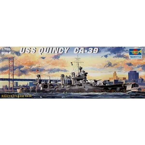 USS Quincy CA-39
