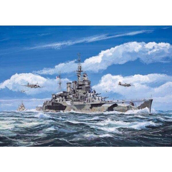 HMS Renown 1942
