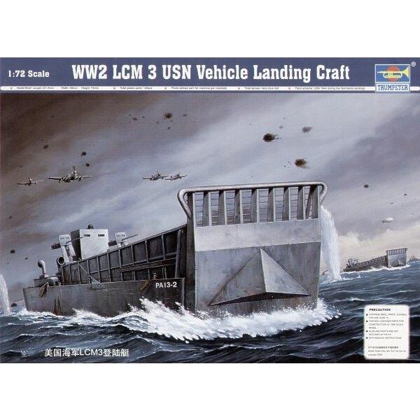 Péniche de débarquement du Jour-J - LCM III